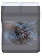 Frosted Rugosa Duvet Cover