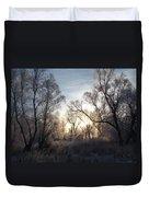 Frosty Morn 3 Duvet Cover