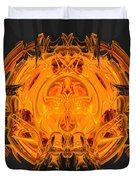 Froth Panel 15 Duvet Cover