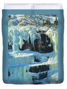Frozen Artwork Duvet Cover