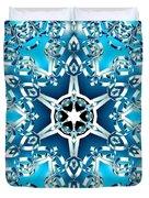 Frozen Divinity Duvet Cover