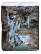 Frozen Eden Duvet Cover