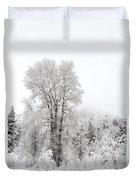 Frozen Giant Duvet Cover
