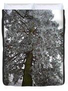 Frozen Tree 2 Duvet Cover