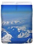 Frozen World Duvet Cover