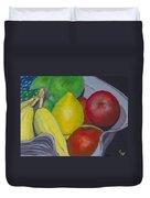 Fruit Bowl Duvet Cover