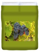 Fruit Of The Vine Imagine The Wine Duvet Cover