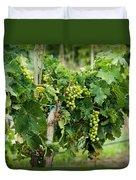 Fruit On The Vine Duvet Cover