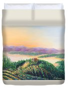 Fruitful And Prosperous Duvet Cover