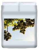 Fruits Of Nature Duvet Cover