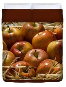 Fuji Apples Duvet Cover