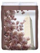 Full Bloom In Dc Duvet Cover