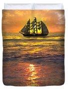 Full Sail Duvet Cover