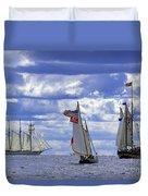 Full Sails Duvet Cover