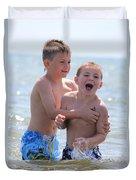 Fun In The Sun Duvet Cover