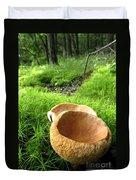 Fungi Cup Duvet Cover