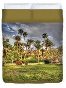 Furnace Creek Inn Duvet Cover