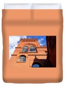 Furness Library Duvet Cover