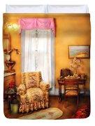 Furniture - Chair - Livingrom Retirement Duvet Cover