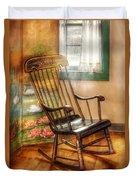 Furniture - Chair - The Rocking Chair Duvet Cover