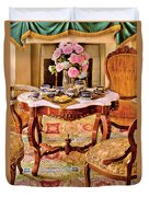 Furniture - Chair - The Tea Party Duvet Cover