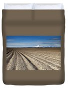 Furrows Duvet Cover