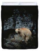 Fv3608, Jason Puddifoot White Spirit Duvet Cover