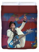 G Love And Special Sauce Duvet Cover