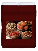 Gac Fruit 01 Duvet Cover
