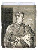 Gaius Caesar Caligula Emperor Of Rome Duvet Cover