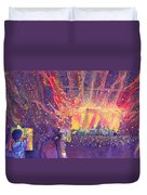 Galactic At Arise Music Festival Duvet Cover