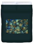 Galaxies  Duvet Cover