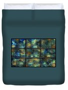 Galaxies II Duvet Cover