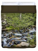 Galena Creek Duvet Cover