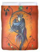 Gamaun The Prophetic Bird Duvet Cover