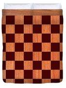 Game Board Duvet Cover