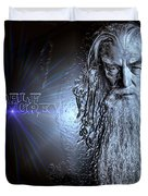 Gandalf The Grey Duvet Cover