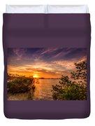 Gandy Sunset Duvet Cover