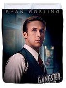 Gangster Squad Gosling Duvet Cover