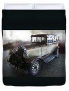 Gansgter Era Automobile Duvet Cover