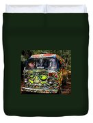 Garcia Vw Bus Duvet Cover