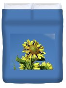Garciacat Sunflower Duvet Cover