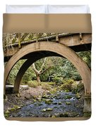Garden Arch Duvet Cover