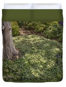 Garden Color At Woodward Park 21f Duvet Cover