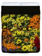 Garden Colors Duvet Cover