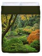 Garden Delight Duvet Cover
