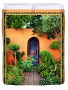 Garden Delights Mesilla Duvet Cover