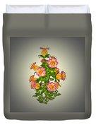 Garden Flowers 6 Duvet Cover