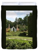 Garden Gate Governers Palace Duvet Cover