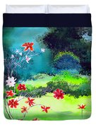 Garden Magic Duvet Cover